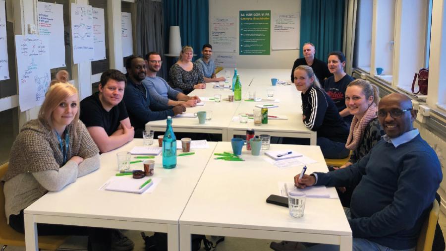 Ledarskapsutbildning Stockholm feb 2020