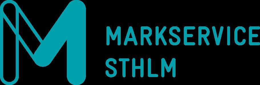 Markservice STHLM LOGO HORISONTELL